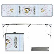 Pittsburgh Penguins Victory Folding Tailgate Table