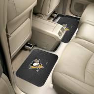 Pittsburgh Penguins Vinyl 2-Piece Rear Floor Mats