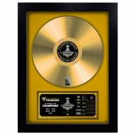 Pittsburgh Penguins Vinyl Gold Record