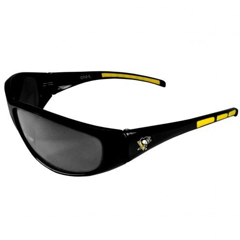Pittsburgh Penguins Wrap Sunglasses
