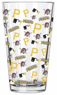 Pittsburgh Pirates 16 oz. All Over Print Pint Glass