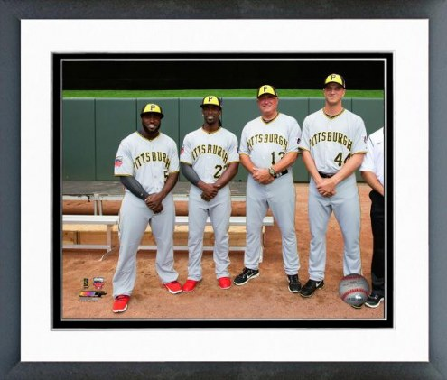 Pittsburgh Pirates MLB All-Star Game Framed Photo