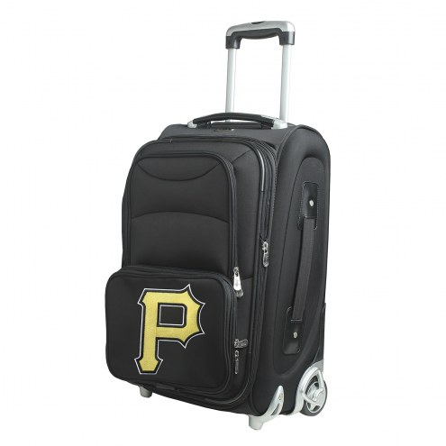 """Pittsburgh Pirates 21"""" Carry-On Luggage"""