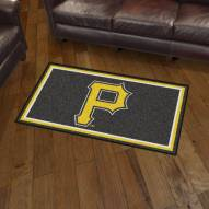 Pittsburgh Pirates 3' x 5' Area Rug