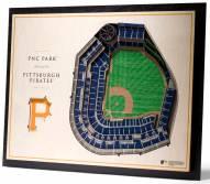 Pittsburgh Pirates 5-Layer StadiumViews 3D Wall Art