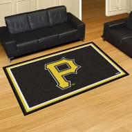Pittsburgh Pirates 5' x 8' Area Rug