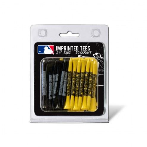 Pittsburgh Pirates 50 Golf Tee Pack