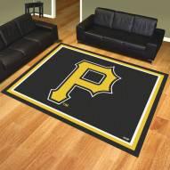 Pittsburgh Pirates 8' x 10' Area Rug