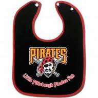 Pittsburgh Pirates All Pro Little Fan Baby Bib