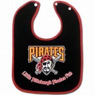 Pittsburgh Pirates All Pro Little Fan Baby Bib
