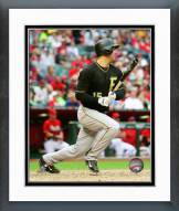 Pittsburgh Pirates Andrew Lambo 2015 Action Framed Photo