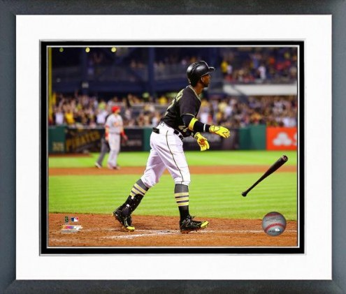 Pittsburgh Pirates Andrew McCutchen Action Framed Photo