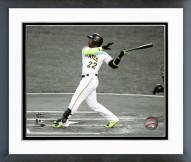 Pittsburgh Pirates Andrew McCutchen 2015 All-Star Game Spotlight Framed Photo