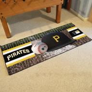 Pittsburgh Pirates Baseball Runner Rug