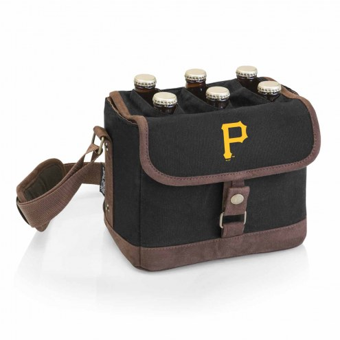 Pittsburgh Pirates Beer Caddy Cooler Tote with Opener