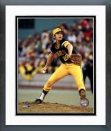 Pittsburgh Pirates Bert Blyleven Framed Photo
