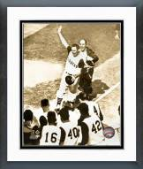 Pittsburgh Pirates Bill Mazeroski 1960 World Series Framed Photo