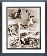 Pittsburgh Pirates Bill Mazeroski Home Run Composite Framed Photo