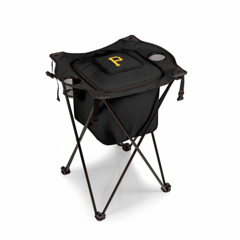 Pittsburgh Pirates Black Sidekick Portable Cooler