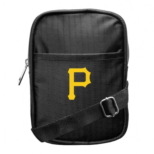 Pittsburgh Pirates Camera Crossbody Bag