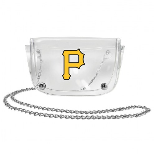 Pittsburgh Pirates Clear Waistpack