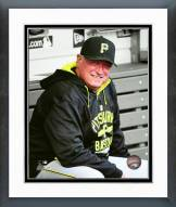 Pittsburgh Pirates Clint Hurdle 2015 Spotlight Action Framed Photo