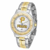 Pittsburgh Pirates Competitor Two-Tone Men's Watch