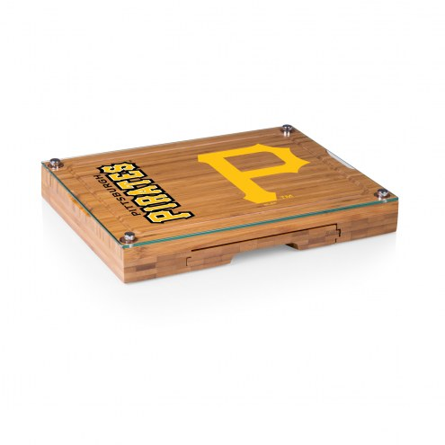 Pittsburgh Pirates Concerto Bamboo Cutting Board