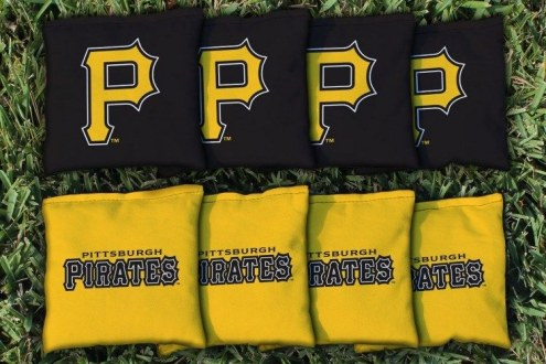 Pittsburgh Pirates Cornhole Bag Set