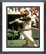 Pittsburgh Pirates Dave Parker Action Framed Photo