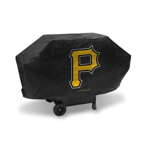 Pittsburgh Pirates Deluxe Padded Grill Cover