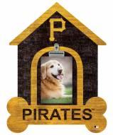 Pittsburgh Pirates Dog Bone House Clip Frame