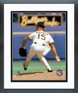 Pittsburgh Pirates Doug Drabek Windup Framed Photo