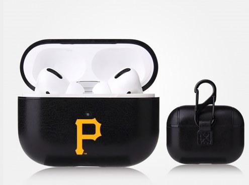 Pittsburgh Pirates Fan Brander Apple Air Pod Pro Leather Case