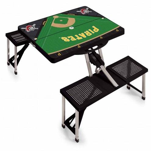 Pittsburgh Pirates Folding Picnic Table