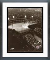 Pittsburgh Pirates Forbes Field Night Shot Framed Photo