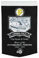 Pittsburgh Pirates Forbes Field Stadium Banner