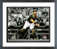 Pittsburgh Pirates Francisco Cervelli 2015 Spotlight Action Framed Photo