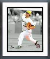 Pittsburgh Pirates Gerrit Cole 2015 Spotlight Action Framed Photo