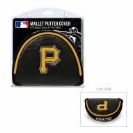 Pittsburgh Pirates Golf Mallet Putter Cover