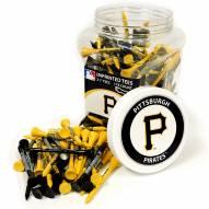 Pittsburgh Pirates 175 Golf Tee Jar