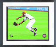 Pittsburgh Pirates Gregory Polanco Action Framed Photo