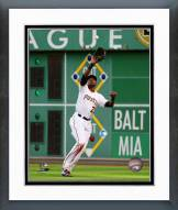 Pittsburgh Pirates Gregory Polanco 2015 Action Framed Photo