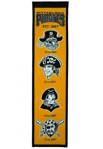 Pittsburgh Pirates Heritage Banner
