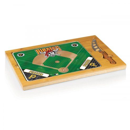 Pittsburgh Pirates Icon Cutting Board