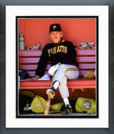 Pittsburgh Pirates Jim Leyland 1990 Framed Photo
