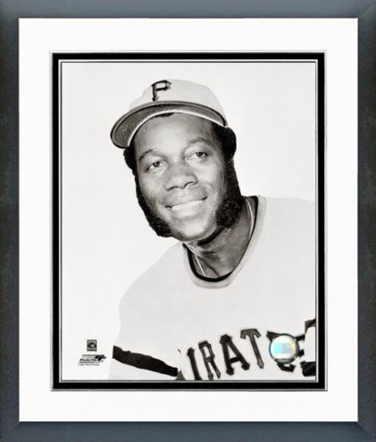 "Pittsburgh Pirates Jim ""Mudcat"" Grant Posed Framed Photo"