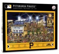 Pittsburgh Pirates Joe Journeyman Puzzle