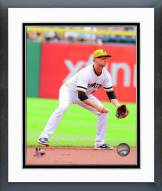 Pittsburgh Pirates Jordy Mercer 2014 Action Framed Photo