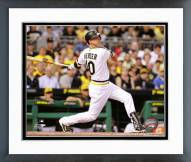 Pittsburgh Pirates Jordy Mercer 2015 Action Framed Photo